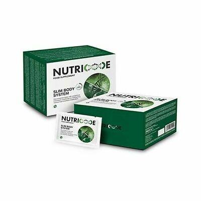 NUTRICODE - Slim Body System 10 Day Trial ✅30 SACHETS✅