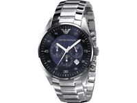 Brand new Emporio Armani watch AR5860 2 year warranty more details at hotdealwatches co uk