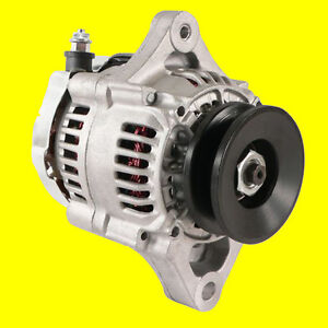 NEW-CHEVY-MINI-ALTERNATOR-DENSO-STREET-ROD-RACE-1-WIRE
