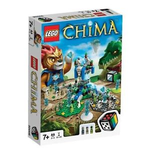 New Lego 50006 Legends of Chima Board Game