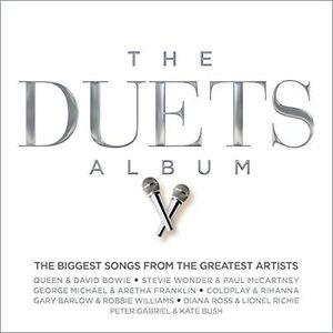 THE DUETS ALBUM 2CD ALBUM SET (May 6th 2016)