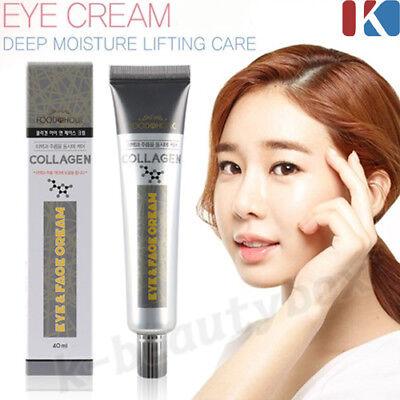 ANTI-AGING WRINKLE EYE SERUM 40ML / Lifting Firming Eye Cream Korean  Cosmetics
