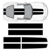 Chevy Racing Decals