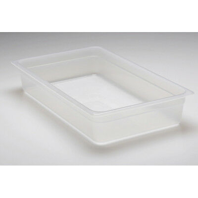 Cambro Translucent Food Pan Full Size 12 X 20 Size 6