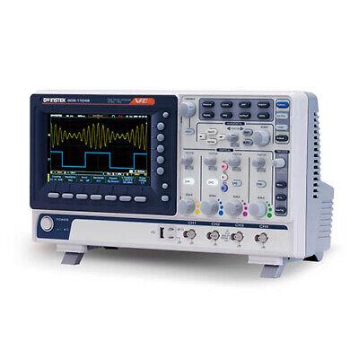 Instek Gds-1104b 100 Mhz 4-ch 1 Gsas Digital Storage Oscilloscope
