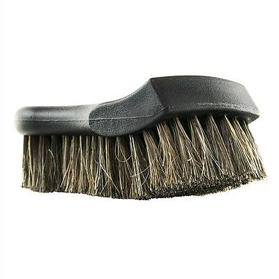premium Long Bristle Horse Hair Leather Cleaning Brush
