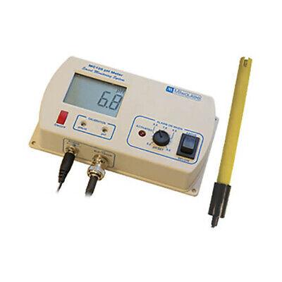 Milwaukee Mc120 Ph Monitor Wmounting Kit 0.0 To 14.0 Ph