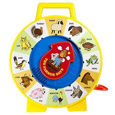 Fisher Price Classic Farmer Says See 'n Say Best gift Toy For (Best Gifts For Farmers)
