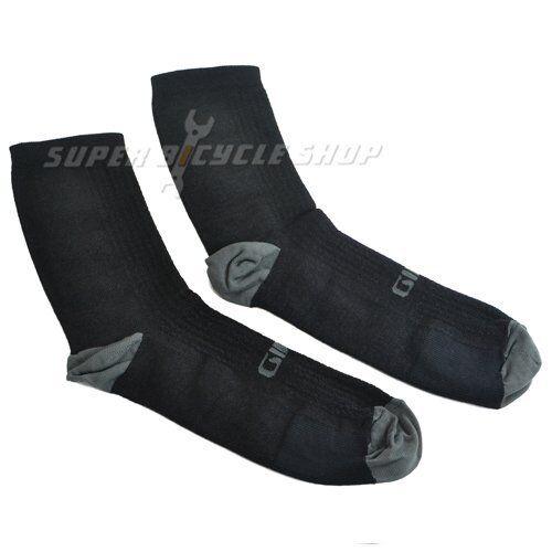 Giro HRC + Merino Bike Socks Size L, Black