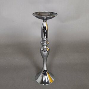 Silver candelabra rental. only 11 in stock