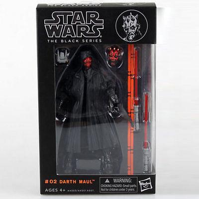 Star Wars Gift (Darth Maul:Star wars the Black Series 6