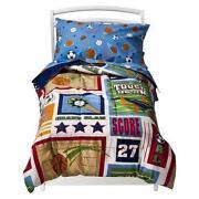 Toddler Sports Bedding