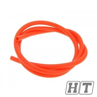 PETROL HOSE ORANGE 1M   5X9MM FOR MOTORCYCLE SCOOTER