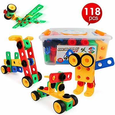 Building Toys For 8 Year Olds (LBLA STEM Building Toys for Boys and Girls Age 3 4 5 6 7 8 9 10 Year Old)