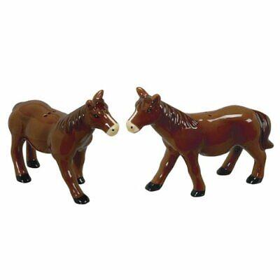 Andrea by Sadek J. Willfred Horse Salt & Pepper Shaker Set, NEW for sale  Dallas