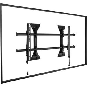 TV wall hanging bracket assembly