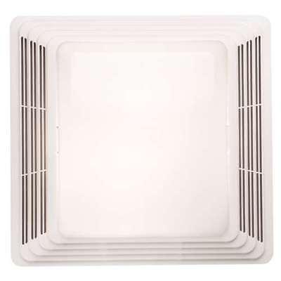 Broan 80 CFM 2.5 Sones Ventilation Fan/Light, Bulb Not Included (Open -