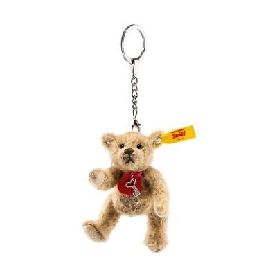 Steiff Anhänger Tiny Teddybär 040344 Schlüsselanhänger 10 cm Kuscheltier Neu Ovp