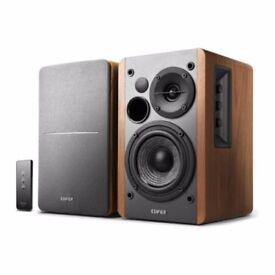 Edifier R1280T Active Bookshelf 2.0 Studio Speakers (Pair)