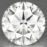 Loose Round White Diamond