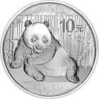 Chinese Panda Silver Bullion Coins