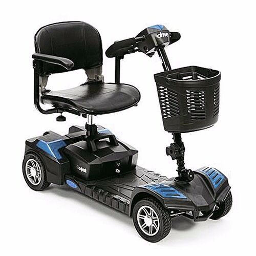 DRIVE SCOUT MOBILITY SCOOTER