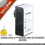 TP Link Powerline Wireless