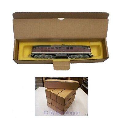 K1 Kartons 10x Verpackungen für Loks und Waggons !NEU!