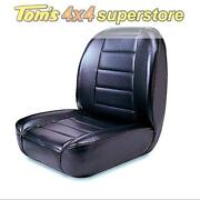 Low Back Bucket Seats