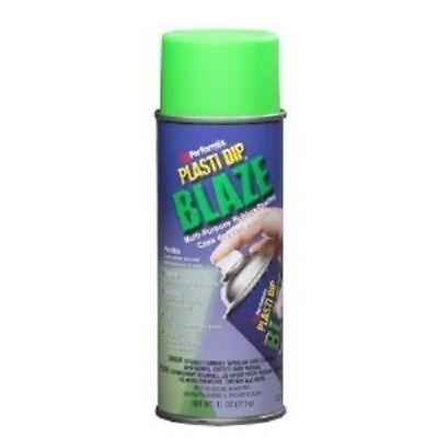 Plasti Dip Performix Blaze Green Mulit-purpose Rubber Coating Spray 11oz