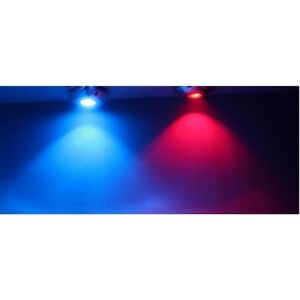 "4"" 60W RGB LED underwater light for boat, marine dock St. John's Newfoundland image 2"