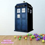 Dr Who Wall Stickers