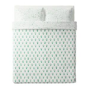 Brand New Ikea Bedding Set: Duvet Cover and 2 Pillowcases