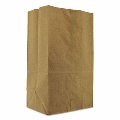Gen Paper Grocery Bag 57-lb Kraft Standard 500 Bags Bagsk1857