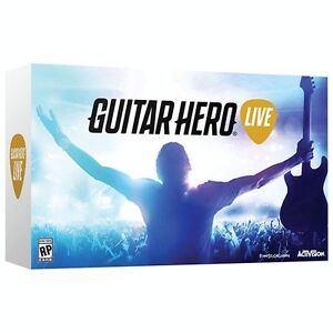 Activision Guitar Hero PS 4 - New in box