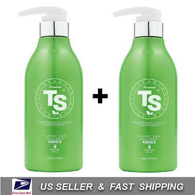 [ TS ] Premium Shampoo 500ml + Premium Shampoo 500ml (Free Samples)