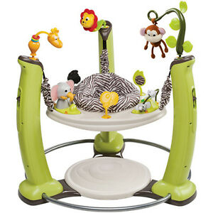 Evenflo Exersaucer--Jungle Quest