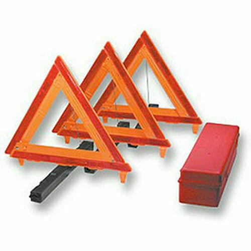 3-Piece Triangle Warning Kit, Cortina 95-03-010G