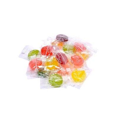 Sweetgourmet Edas Premium Sugar Free Hard Candy Mixed Fruit  2Lb Free Shipping