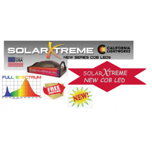 TTHYDROPONIC: SolarXtreme 250 COB LED Grow Light - FREE SHIPPING, used for sale  Saskatoon
