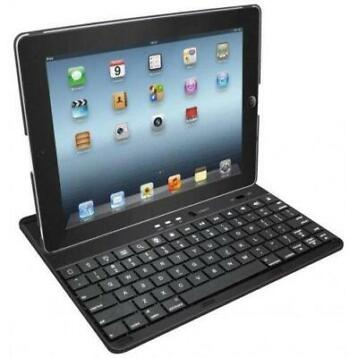 GRIXX OPTIMUM iPad 2/3/4 Keyboard 3-IN-1 Compact & Elegant
