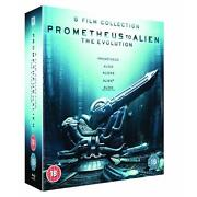 Prometheus Blu Ray