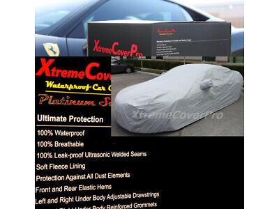 1988 1989 1990 1991 1992 1993 Cadillac Allante Waterproof Car Cover GREY