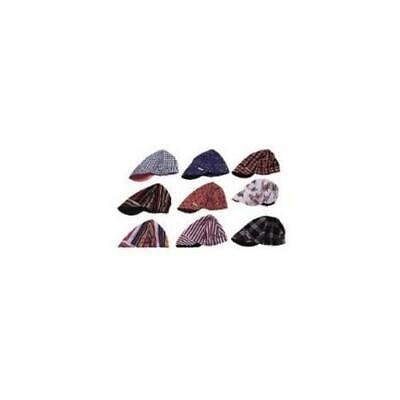 Comeaux Caps 118-1000-6-78 Deep Round Crown Caps 6 78 Assorted Prints