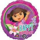 Birthday, Child Dora the Explorer Party Foil Balloons