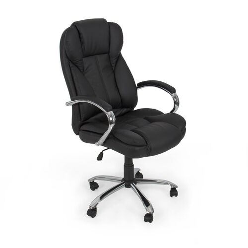 PU Leather High Back Executive Office Task Chair
