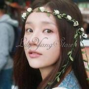 Flower Girl Garland