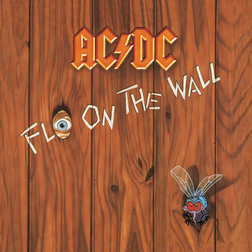 Ac/dc - Fly On The Wall [new Cd]