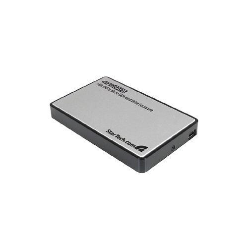 StarTech 1.8-Inch USB to Micro SATA Hard Drive Enclosure