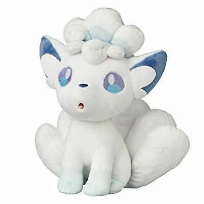 Pokemon Alola Lokon Stuffed Plush Toy
